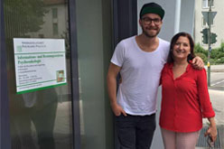 sticker mark forster